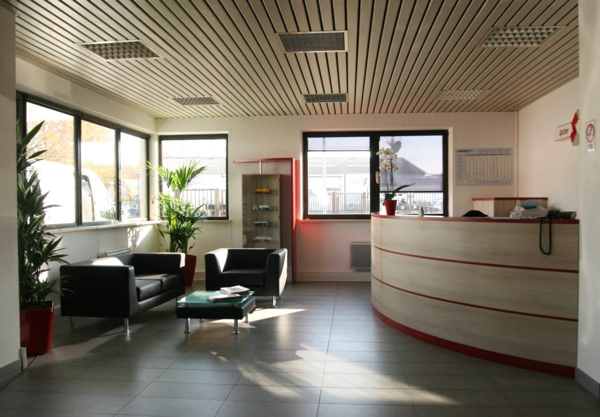 Agencement de bureaux près de Strasbourg