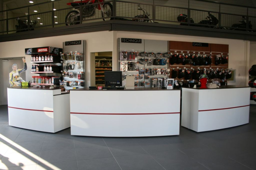 Agencement magasin Haguenau Alsace