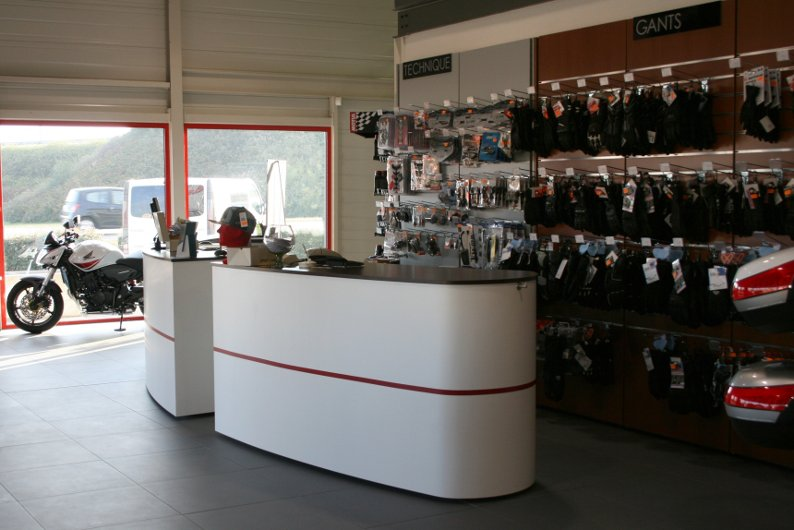 Agencement magasin Alsace