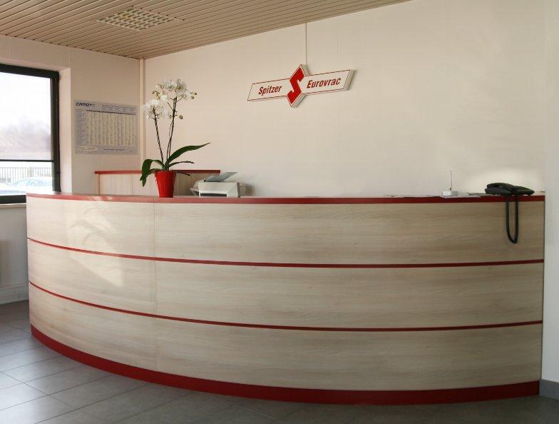 Agencement de bureau Strasbourg