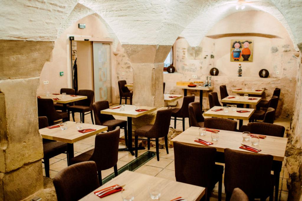 Décoration et agencement restaurant Alsace