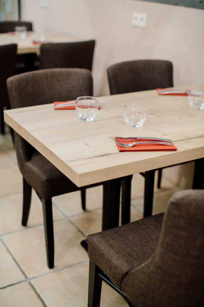 Agencement et décoration restaurant Alsace