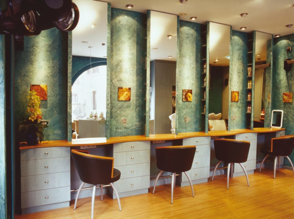 Agencement salon de coiffure Strasbourg