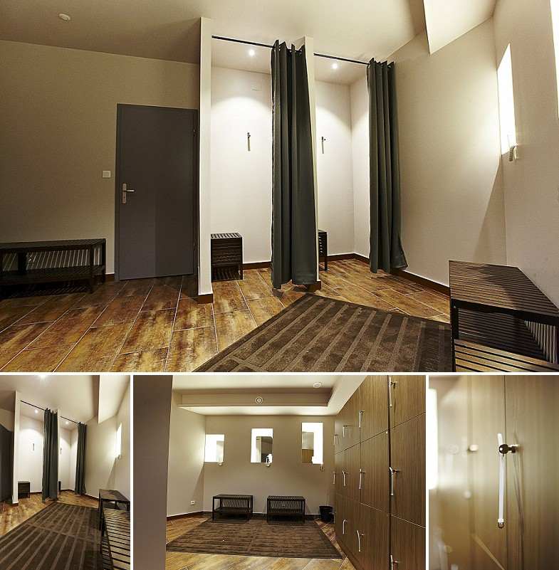 Agencement d 39 un spa hammam oriental a3 design for Agencement salon design