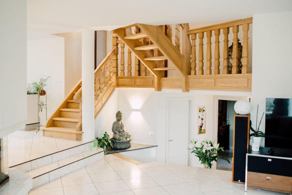Architecture intérieure Alsace rénovation maison Haguenau