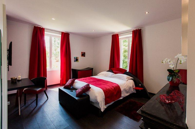 Décoration espagnole flamenco chambre