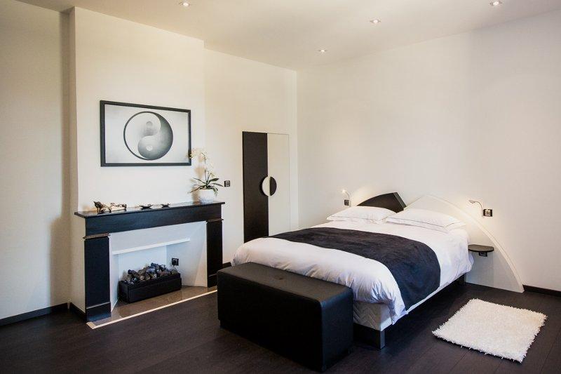 Décoration yin et yang chambre