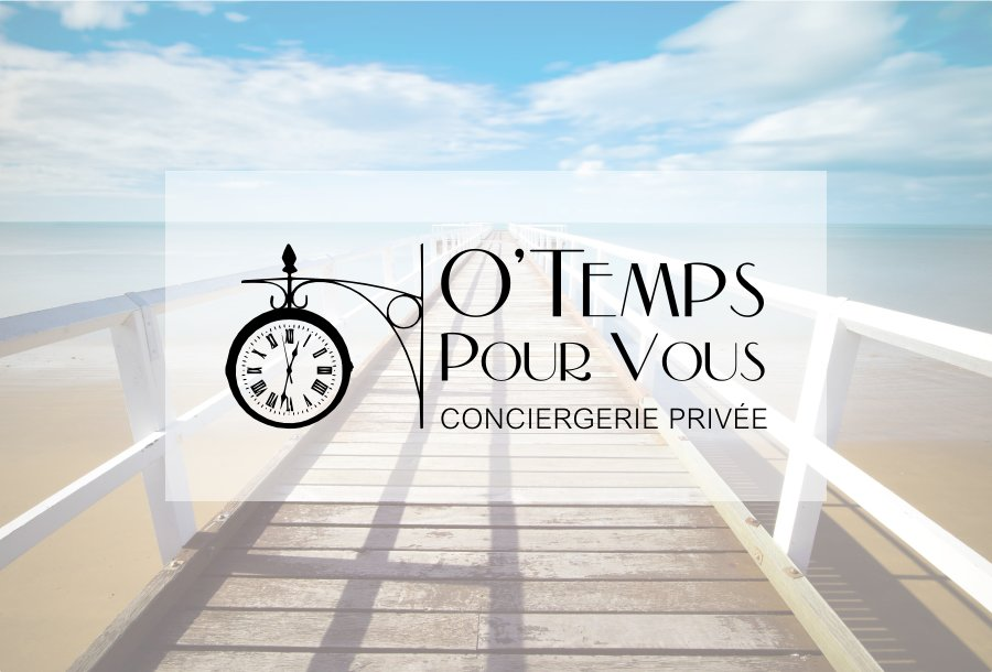 Design de logo Conciergerie privée