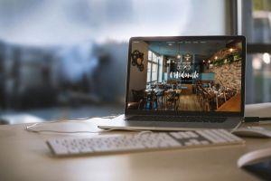 Création de site Internet // Restaurant l'Hédoniste Strasbourg