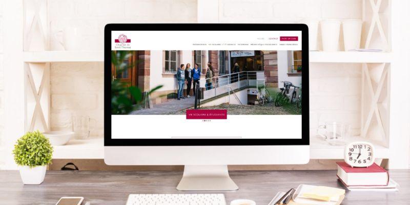 Création site internet Responsive Strasbourg