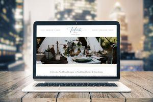 Refonte de site Internet pour une Wedding Planner