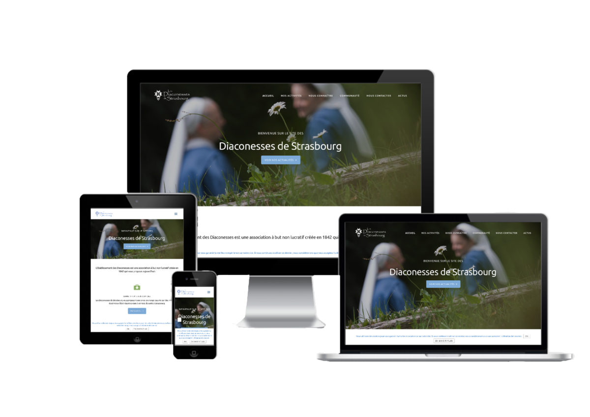 creation-site-responsive-diaconesses-strasbourg