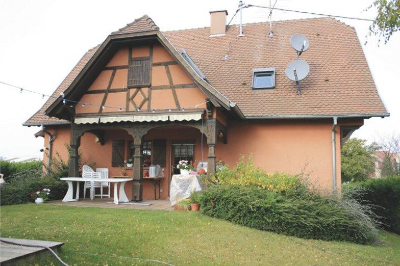 Rénovation maison Haguenau avant après