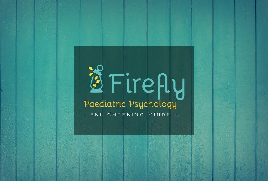 Logo & Brand Identity – Firefly Paediatric Psychology