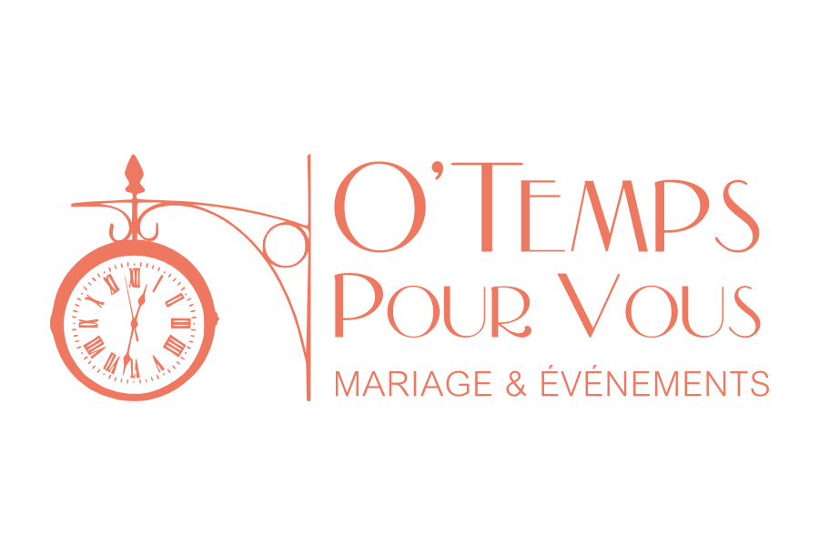Design de logo wedding planner