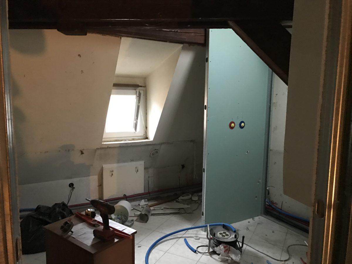 renovation appartement avant apres gallery of avant apres. Black Bedroom Furniture Sets. Home Design Ideas