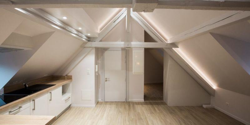 Rénovation appartement strasbourg Petite France
