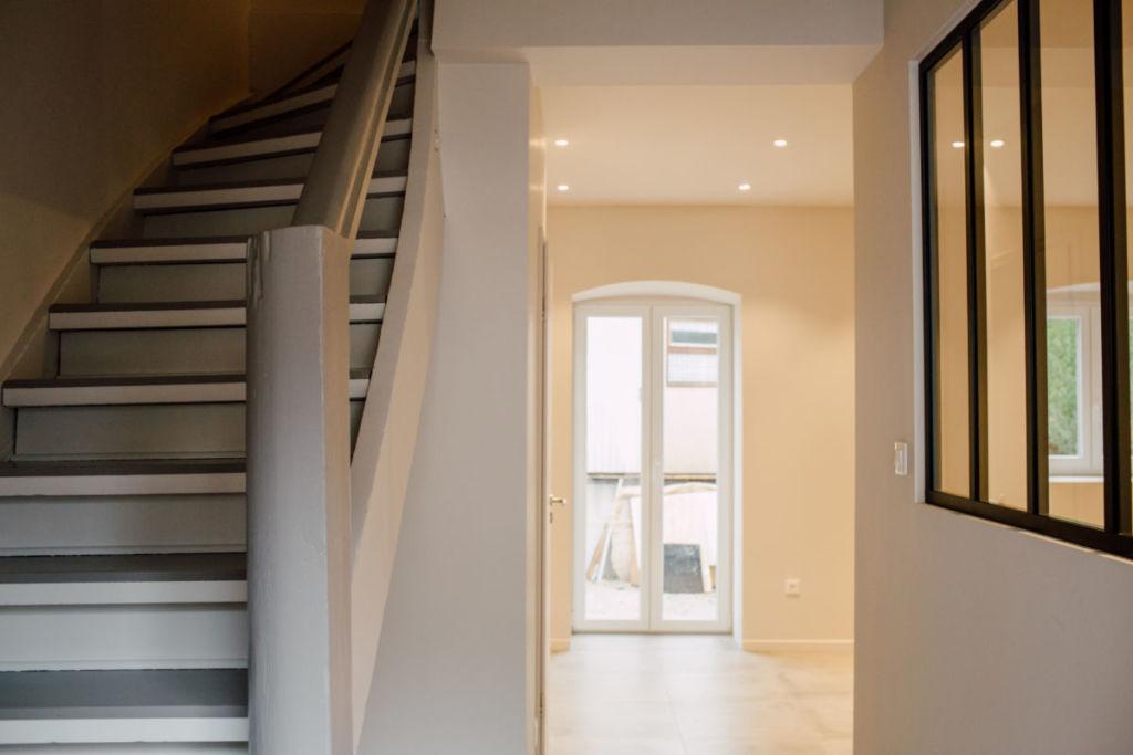 Rénovation maison Alsace Obernai Architecture d'intérieur