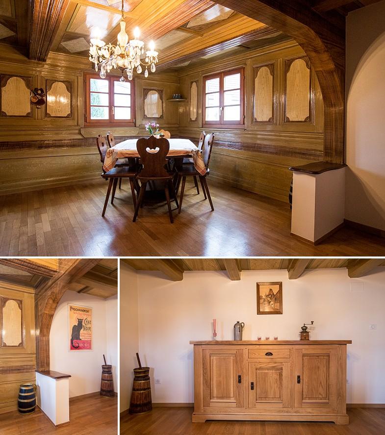 Rénovation maison alsacienne Strasbourg