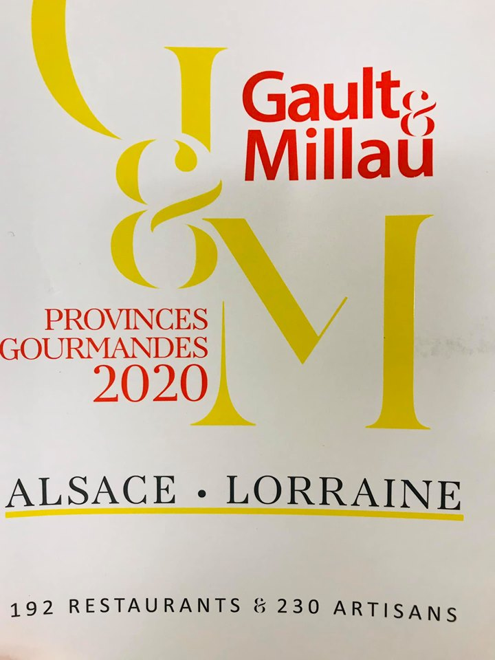Stub des Gourmets Gault & Millau