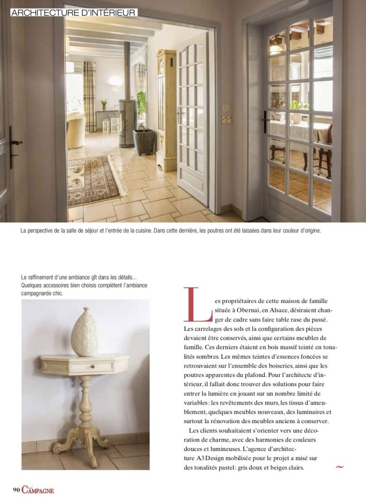 Article de presse A3Design