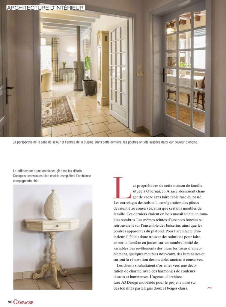 Article de presse A3Design